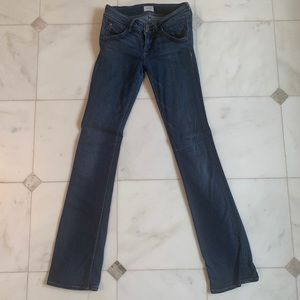 Hudson Skinny Bootcut Jeans